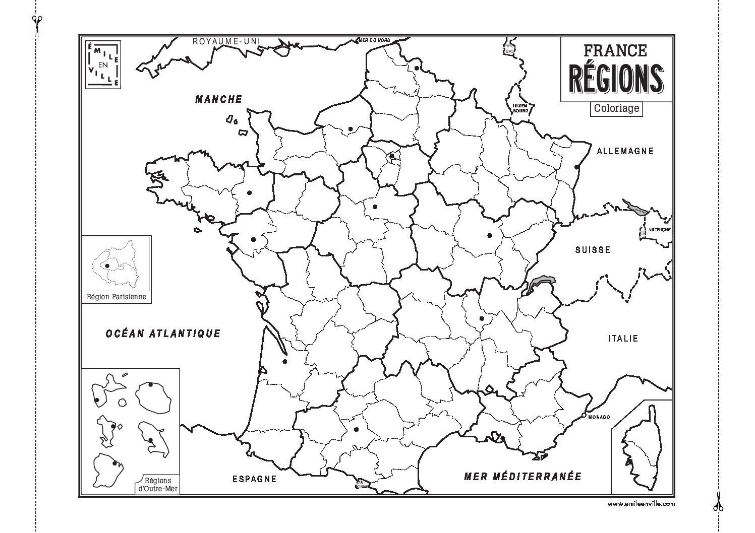 Aujourd'hui: géographie!